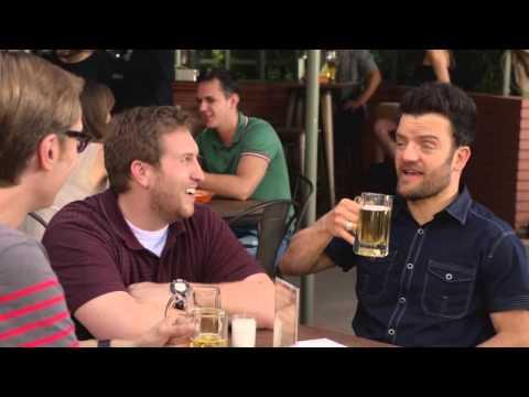 Hello Ladies: The Movie Official Trailer (2014) - Stephen Merchant, Christine Woods HD