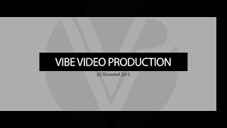VVP 3D Showreel 2015