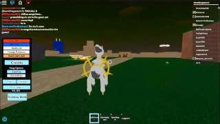 Repeat youtube video How to Get Giratina in Pokemon Legends [ROBLOX]