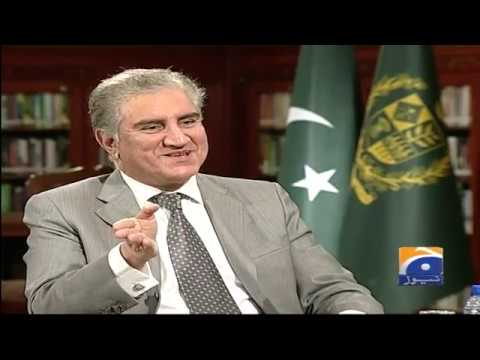 Capital Talk - Minister of Foreign Affairs Shah Mahmood Qureshi Exclusive Interview | #GEONEWS