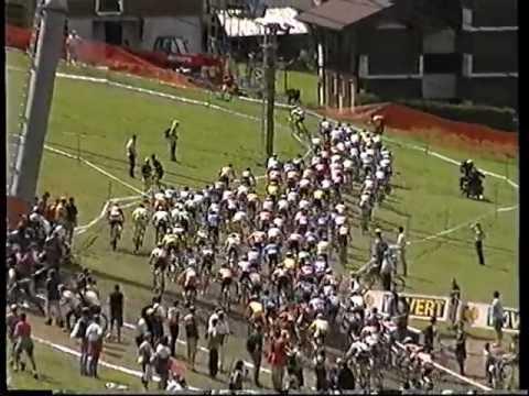 Coupe du Monde de VTT Cross-Country 2002 - Les Gets