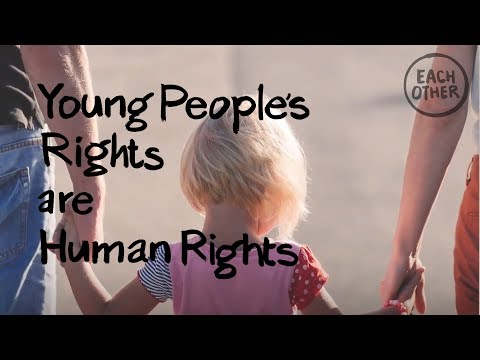 Child homelessness is a human rights issue