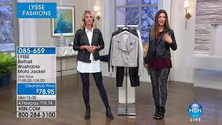HSN   LYSSE Fashions 01.16.2018 - 06 PM