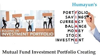 Lets Make Mutual fund investment Portfolio Online in Hindi