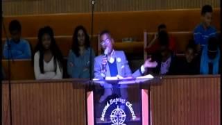 "Minister Andre Marcel Harris ""Destined, but Not Deserving"" Part IV"