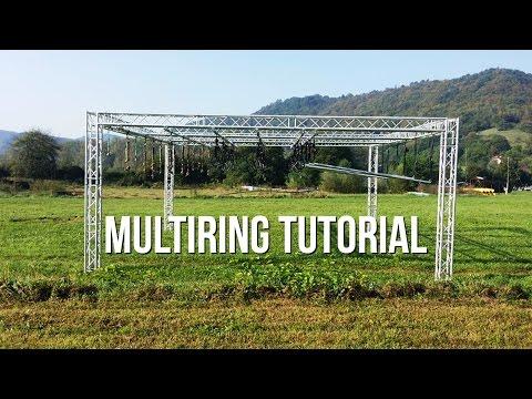 Spartan Race MultiRing - Tutorial (slow motion) - Spartan multi-rig