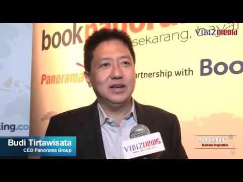 Tidak Ada yang Instan, Budi Tirtawisata, CEO Panorama Group