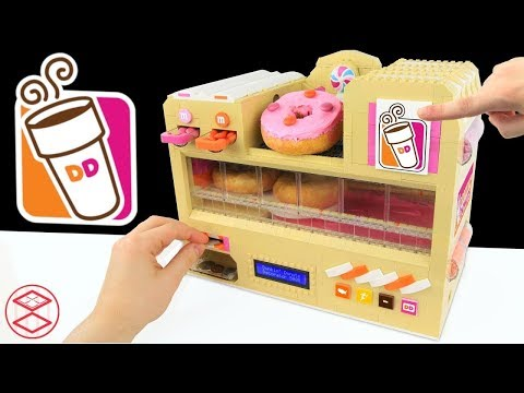 LEGO Dunkin Donuts M&M
