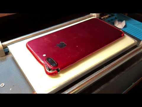Замена стекла и корпуса IPhone 7 Plus OCA