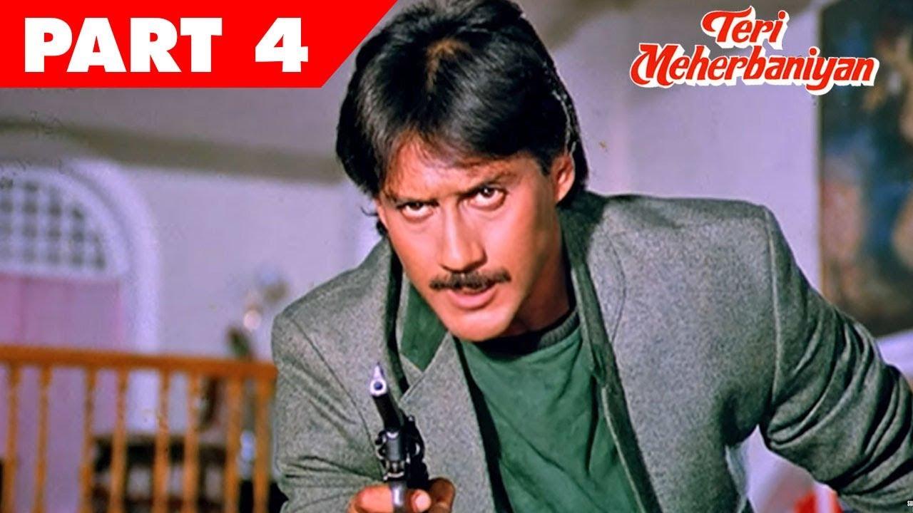 Download Teri Meherbaniyan   Hindi Movie   Jackie Shroff, Poonam Dhillon   Part 4