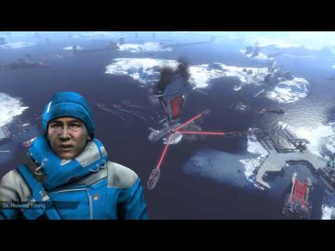 ANNO 2205 Gameplay Part 4 - Artic Region and Trade Routes - Max Settings Geforce 970
