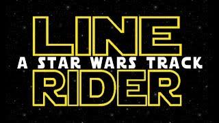 Line Rider 2: Unbound - A Star Wars Track