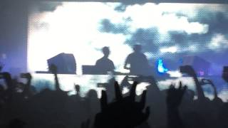 Above & Beyond - Silence (Tiesto Remix) - Live @ The Fillmore, Charlotte NC 2/28/15