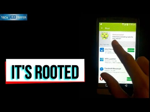 Root Any Android Without PC | Uncut Video | Step By Step | IROOT