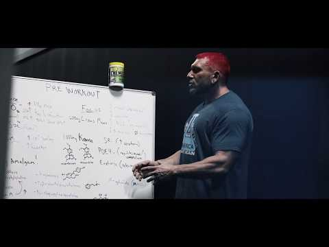 The Guerrilla Chemist Explains His Chemix Pre-Workout Formula