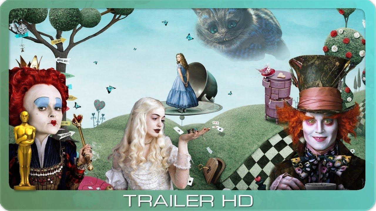 Alice im Wunderland ≣ 2010 ≣ Trailer