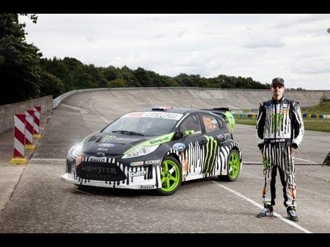Ken Block-Subaru Impreza WRC