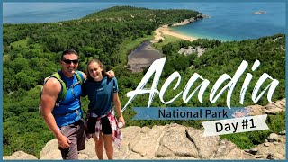 My Favorite Activities at Acadia National Park | Day 1