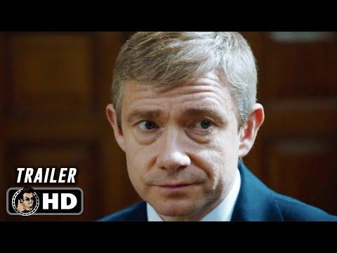 A CONFESSION Official Trailer (HD) Martin Freeman