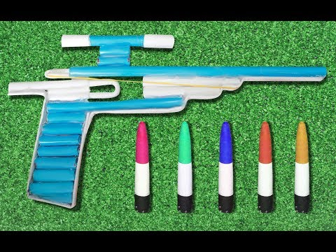 How to Make a Paper Sniper Rifle that Shoots Paper Sniper Rifle that Shoots Sniper Rifle Shoots