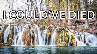 My Crazy Day at Plitvice Lakes National Park in Croatia