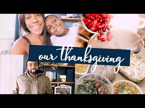 OUR THANKSGIVING | OUR FAMILY VLOG