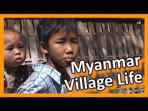 Myanmar 2012 - Thuhekan, village near New Bagan (1190)