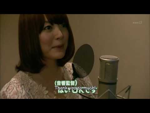 Behind The Scenes : Voice acting with Hanazawa Kana ~ Stein's Gate  [Potastic Fansubs]