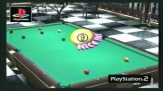 (PS2) Q-Ball: Billiards Master - Trailer