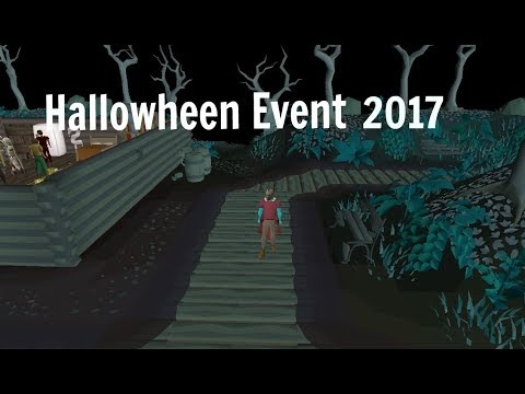 OSRS Hallowheen Event 2017