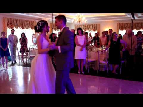 Erin and George wedding first dance - The Girl (City and Colour) performed by Ben Taylor
