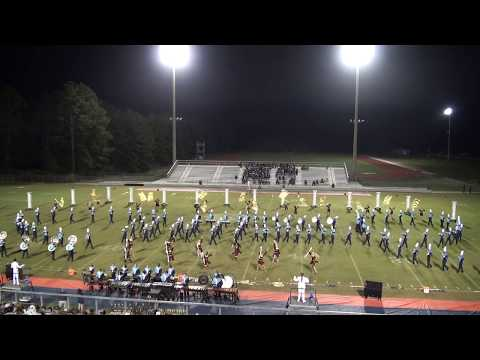 2018 CEC COLLETON COUNTY BAND OF BLUE