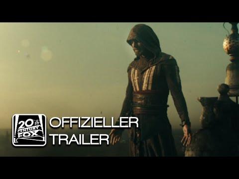 Assassin's Creed   Offizieller Trailer 2 HD   Deutsch / German
