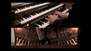 "Bach - Das Orgelbüchlein: ""Puer Natus in Bethlehem"" BWV 603"
