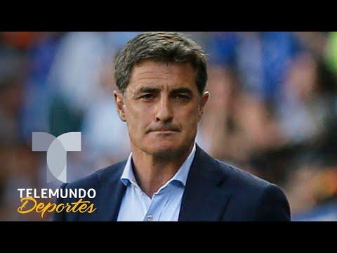 Jes�s Ram�rez anuncia al espa�ol Michel Gonz�lez como nuevo entrenador de Pumas | Telemundo Deportes