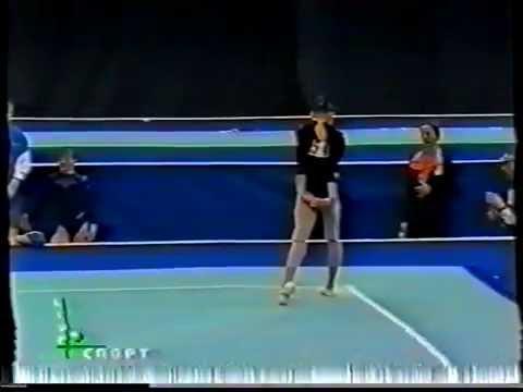 2003 Russian nationals Women AA
