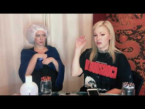 Jess Cuts & Dye's Heather's Hair - Disaster? | Scream Queen Stream