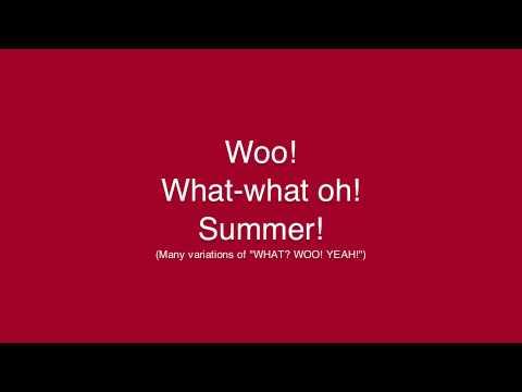 Days of Summer (AVPS) with Lyrics