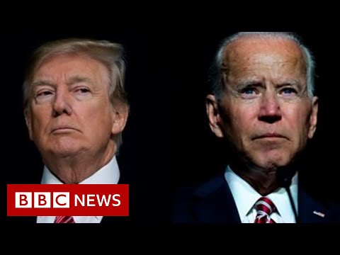 Trump and Biden: What to watch for in first presidential debate - BBC News