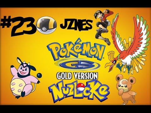 JZNES Pokemon Gold Nuzlocke [Episode 23]: Fishing for Bait