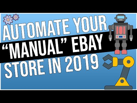 How To Automate A Manual Ebay Dropshipping Store In 2019 thumbnail