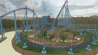 Nefarious - No Limits Intamin Mega-Coaster