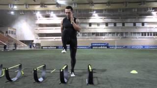 Образец тренировки на скорость