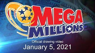 ... https://www.usamega.com/mega-millions-drawing.asp?d=1/5/2021