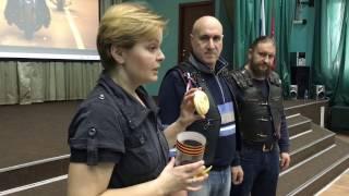 Урок мужества в школе 1376 в Ново-Переделкино