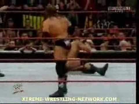 Randy Orton vs HHH best moments