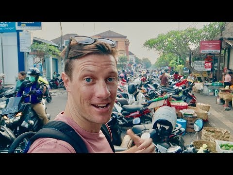 What it's like to work remotely in Bali!