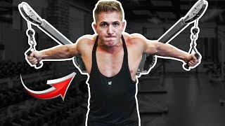 """COMPLETE CHEST, SHOULDERS & TRICEPS WORKOUT 