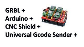 vuclip ✅ Programas para controlar su CNC (GRBL, Arduino, Universal Gcode Sender) #8a
