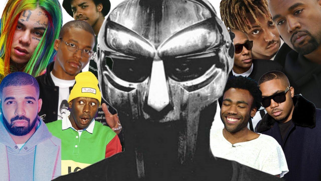 MF DOOM, Your Favorite Rappers Favorite Rapper REST IN PEACE DOOM